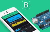 Controle van de arduino met behulp van Blynk via usb