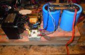 4800uF 450VDC condensator lader