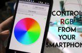 SmartPhone gecontroleerd RGB MOOD Light