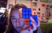Hoe maak je een rubiks kubus van siemese
