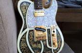 Maak een 3D Steampunk gitaar Decal
