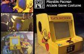 Speelbare Pacman Arcade spel kostuum