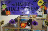 DIY Haunted House voor Halloween