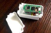 Arduino BLE temperatuur/luchtvochtigheid logger met DHT11 en iOS display