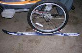 X-land Ski Kit voor Chariot fiets aanhangwagen