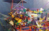 Under the Sea - A K'nex Ball Machine
