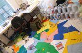T-shirt tapijt