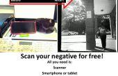 Scan uw negatieven nu gratis!