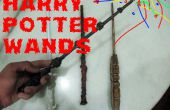 Hoe maak je Harry Potter Wands