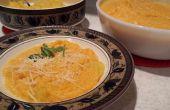 Hoe maak je een gezonde Squash Pasta schotel