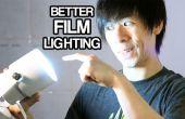 3 stappen voor een betere Film verlichting