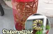 Caterpillar Condo en metamorfose Hut