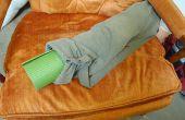Yoga Mat tas uit oude broek