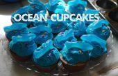 Oceaan Cupcakes