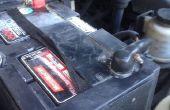 Sugru auto batterij Terminal beschermers
