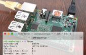 Externe SSH toegang tot de Raspberry Pi 2