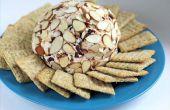 Hoe maak je een bal kaas + mijn favoriete recepten - Bacon Pecan en Cranberry amandel