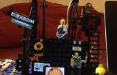 Twitter toezicht op speelgoed gebouwd met LEGO & Arduino