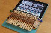 Wasknijper Piano voor iPad