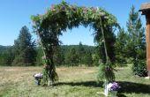 DIY bruiloft Arbor draagbare & verstelbare