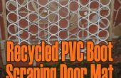 Gerecycleerd PVC Boot schrobben deur Mat