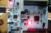 STM32F103 LED knipperen (met behulp van Keil en STMCubeMX)