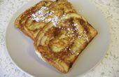 Kaneel Franse Toast
