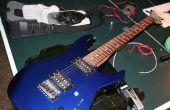 Hoe zet uw gitaar van mono aan stereo