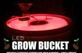 Groeien Bucket - kleine & Compact plantaardige vanaf Station
