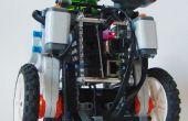 Alarm Robot Rolling