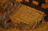 Hoe maak wargames terrein. (Stad ruïnes, Tank vallen, Bunkers & meer)