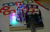 RGB LED Tutorial (met behulp van een Arduino) (RGBL)