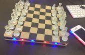 Licht-up schaakbord