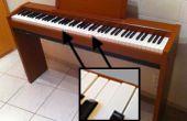 Renoveren van een E-Piano: Fix en Poolse gebroken sleutels