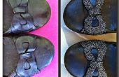 DIY: glitter voor mijn schoenen!
