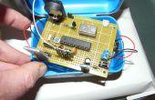 Een Wireless Smart Home (was: At Home simulator en alarm met Arduino of Atmega328 (bijgewerkt mei 2016))