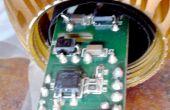 Vervanging van defecte condensator in E27 LED lamp