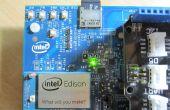 Intel Edison IoT_Read druksensor en logboekgegevens naar SD-kaart