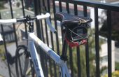 DIY GPS bijgehouden fiets slot
