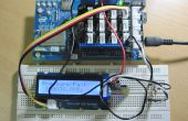 Intel Edison IoT - lezen druksensor van Freescale MPL3115A2