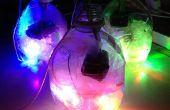 LED gloed de Poi - Maak je eigen