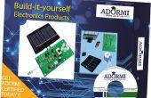 Solar licht met batterijen