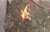 Sneeuw/waterdicht firestarter
