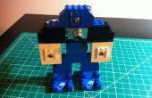 Hoe het bouwen van een 1/8 inch (3,5 mm) stereo audio switch met Legos