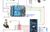 Pedaal switcher van de Arduino programable 5