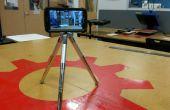 Snelle & vuile statiefaansluiting voor een Galaxy S4 in een Otterbox Defender Case