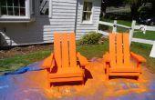 Massief hout Adirondack stoelen