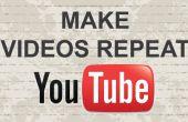 Hoe maak je Youtube-video's herhalen