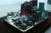 LED miniatuurstad