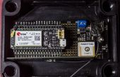 Deeltje elektronen + GPS + AppEngine